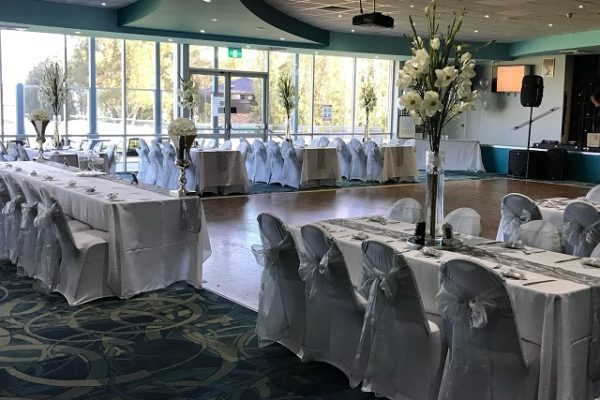 Sussex Bowlo - Weddings Function Room - Sussex Inlet